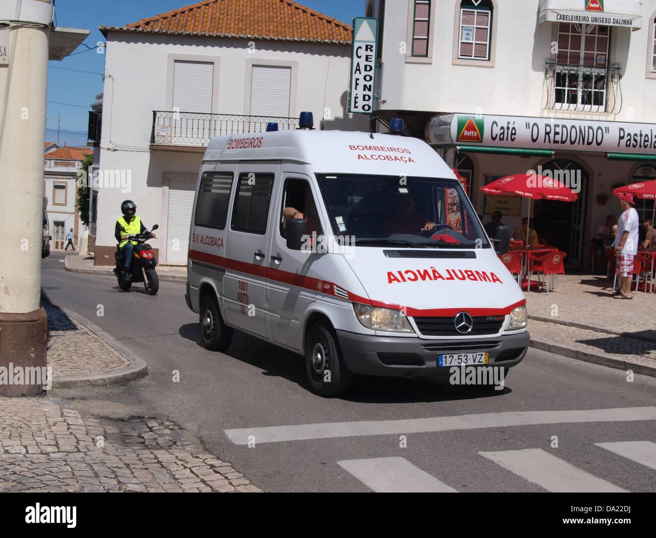 mercedes ambulance stock photos mercedes ambulance stock images