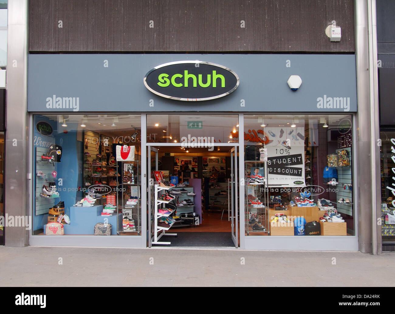 St Davids  Shoe Shop