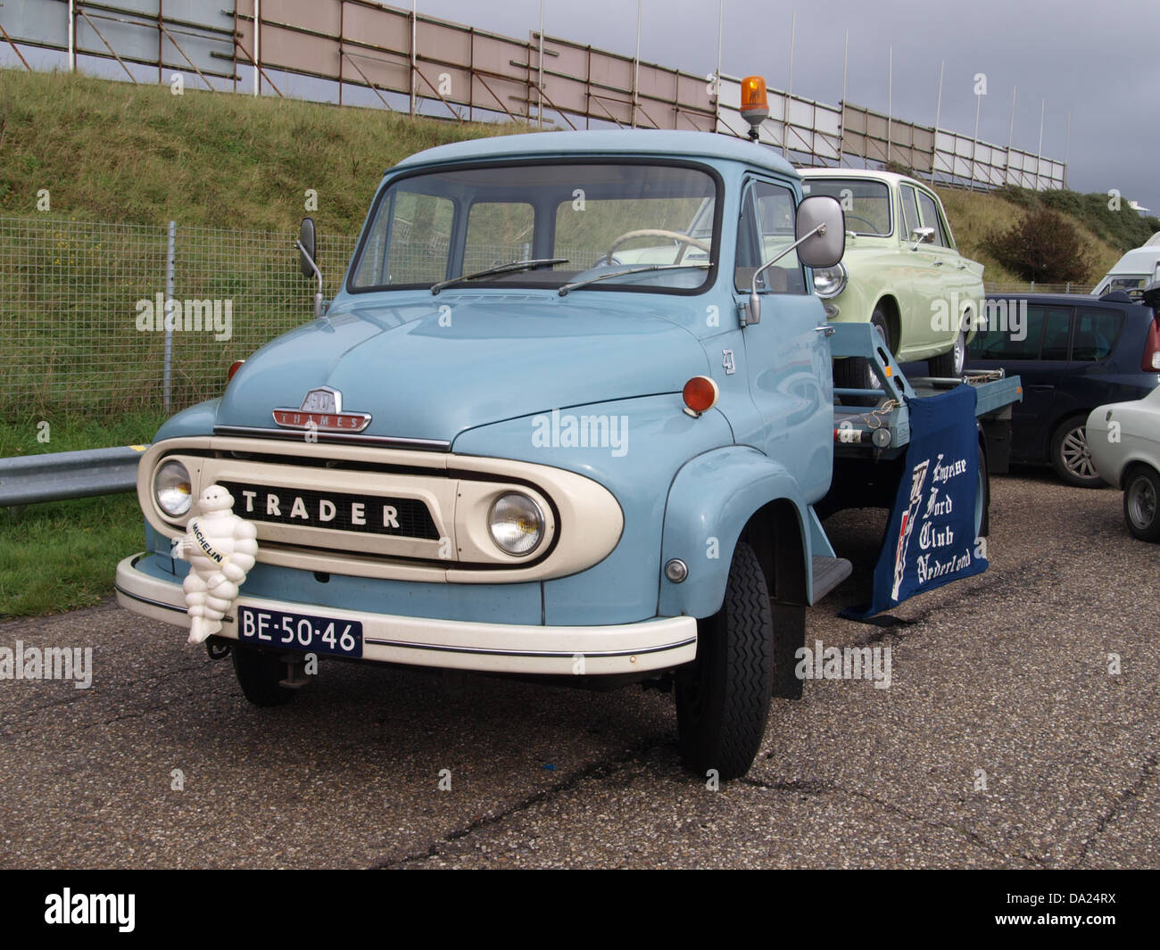 Ford Thames Stock Photos & Ford Thames Stock Images - Alamy
