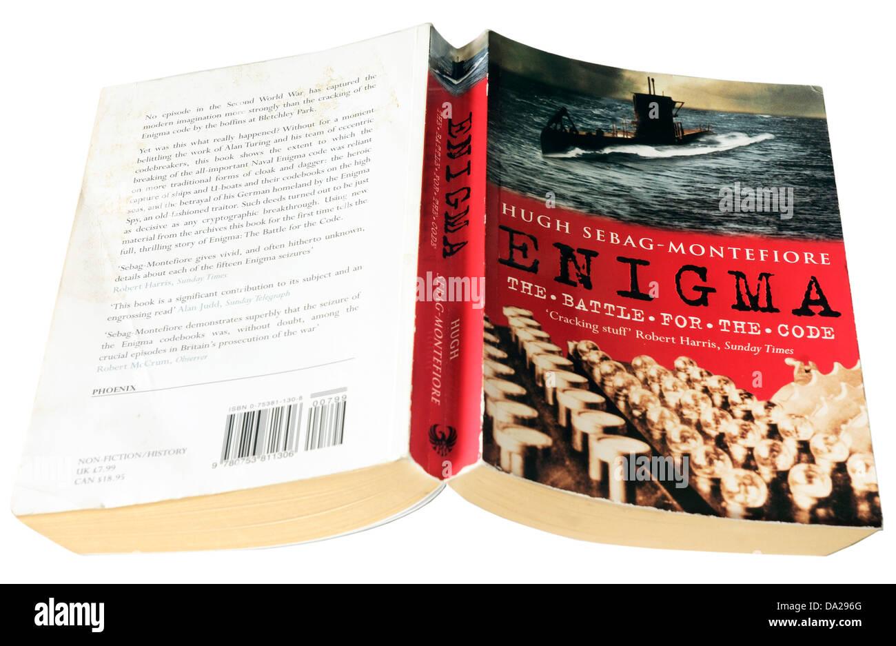 Enigma by Hugh Sebag Montefiore - Stock Image
