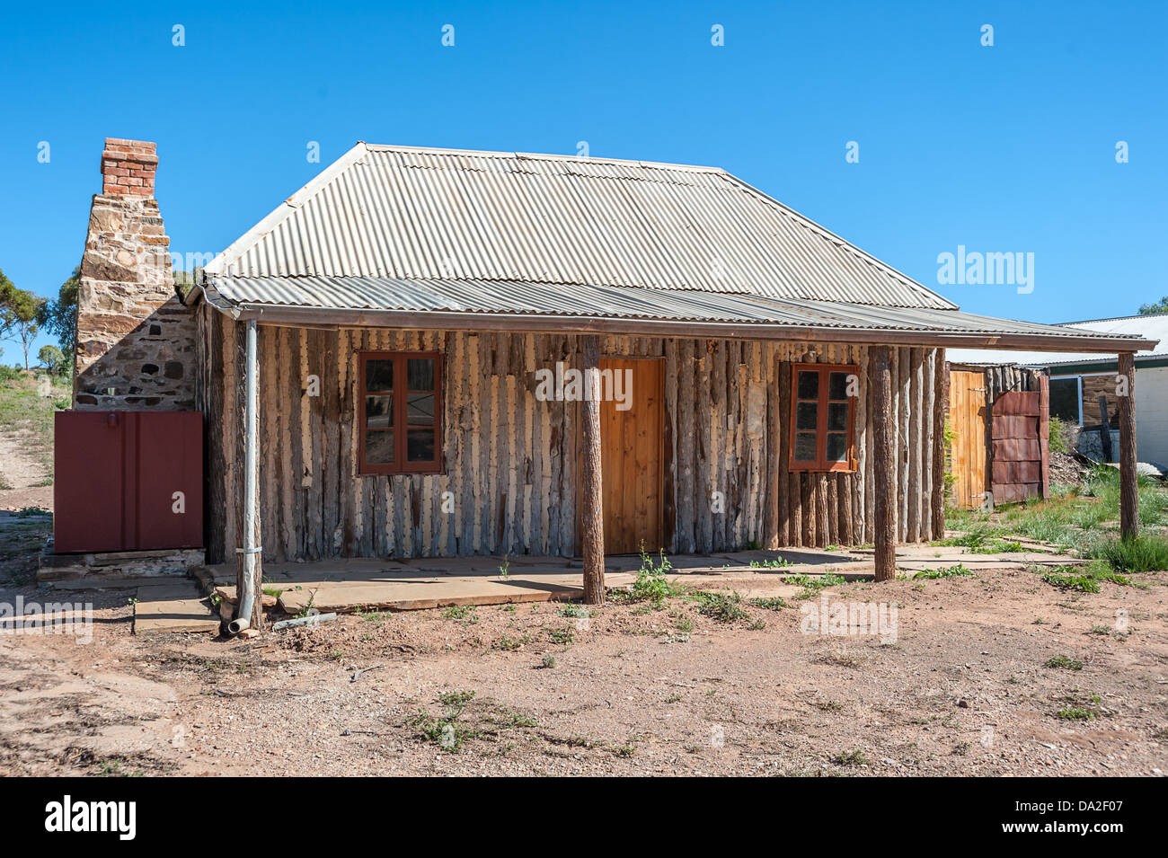 A House In The Town Of Blinman Ruggedly Beautiful Flinders Ranges Australian Outback