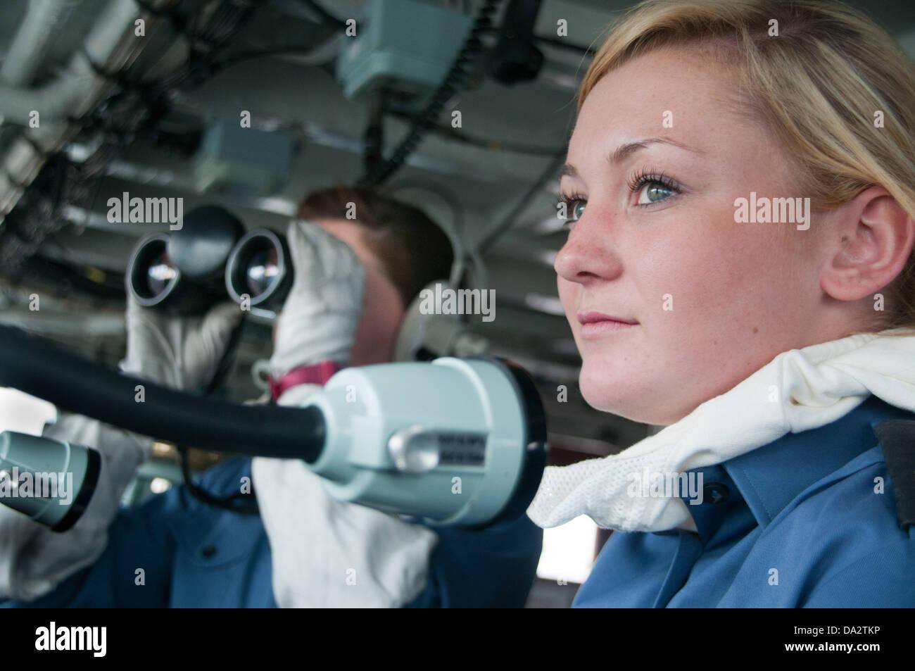 HMS Edinburgh last of her kind. - Stock Image