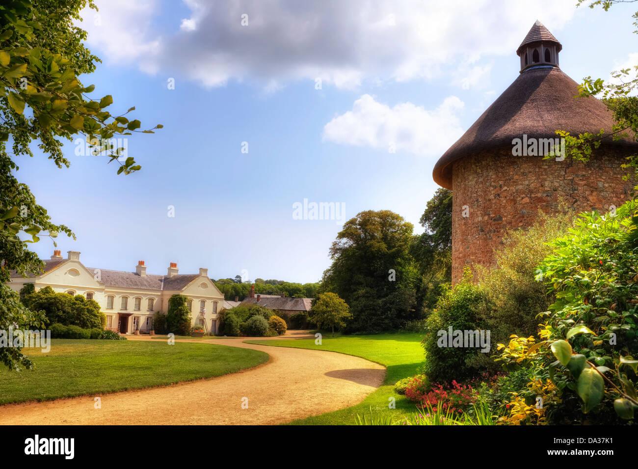 Samares Manor, Jersey, United Kingdom - Stock Image