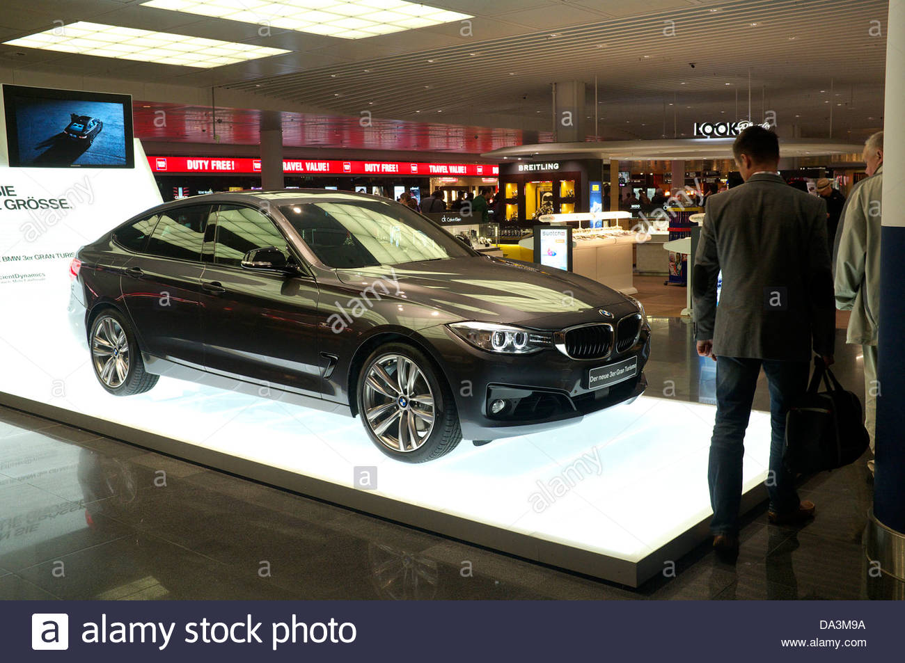 Promotional Car Stock Photos Promotional Car Stock Images Alamy - Car display