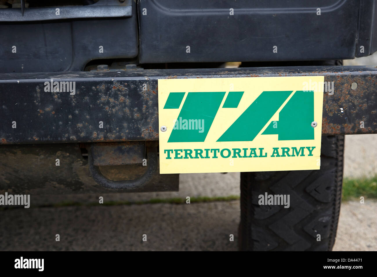 Territorial Army Stock Photos Territorial Army Stock Images Alamy