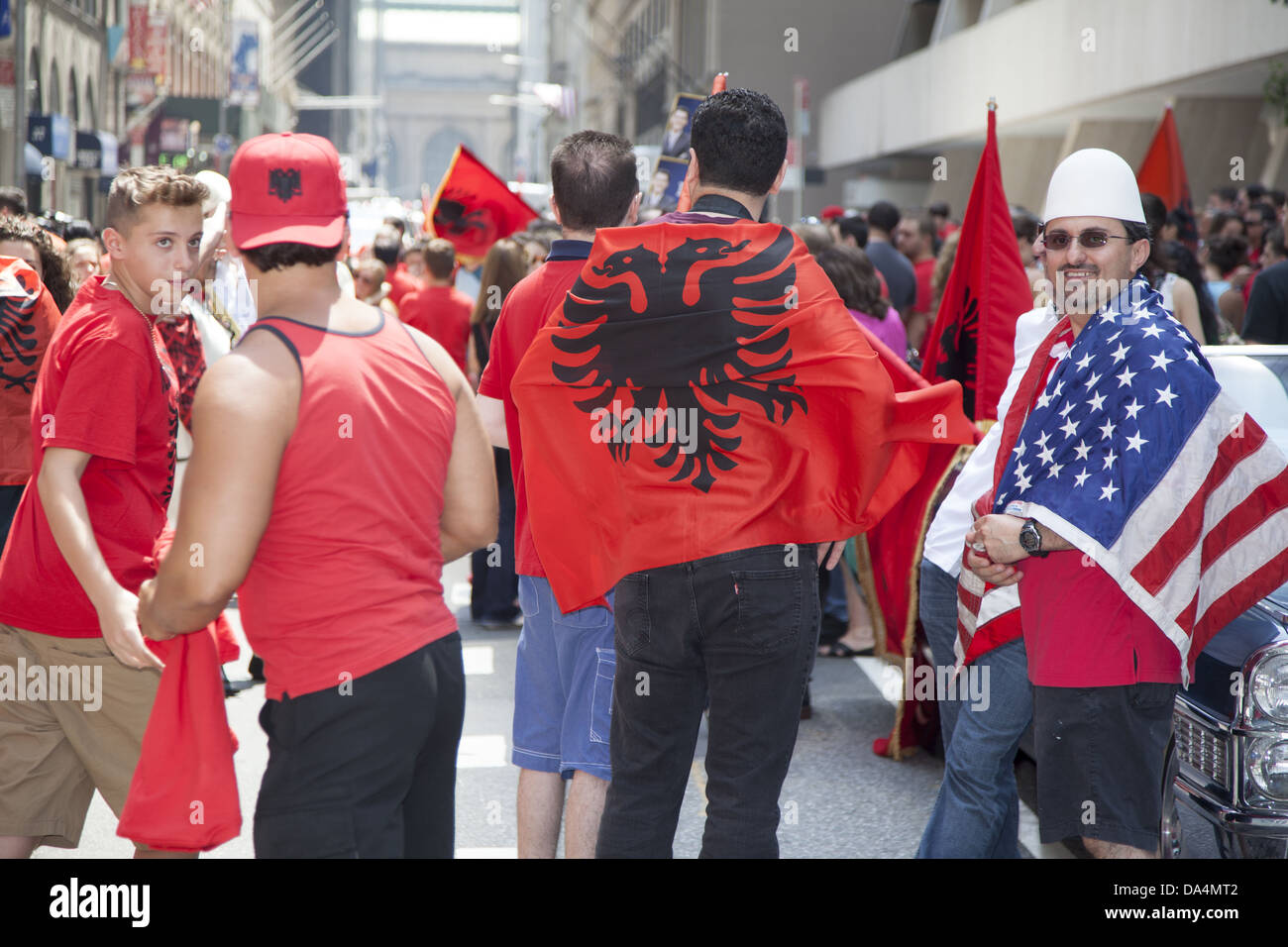 Albanian chat new york