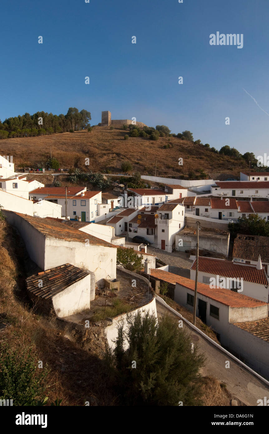 Algarve aljezur village fortress house home portugal for Fortress homes