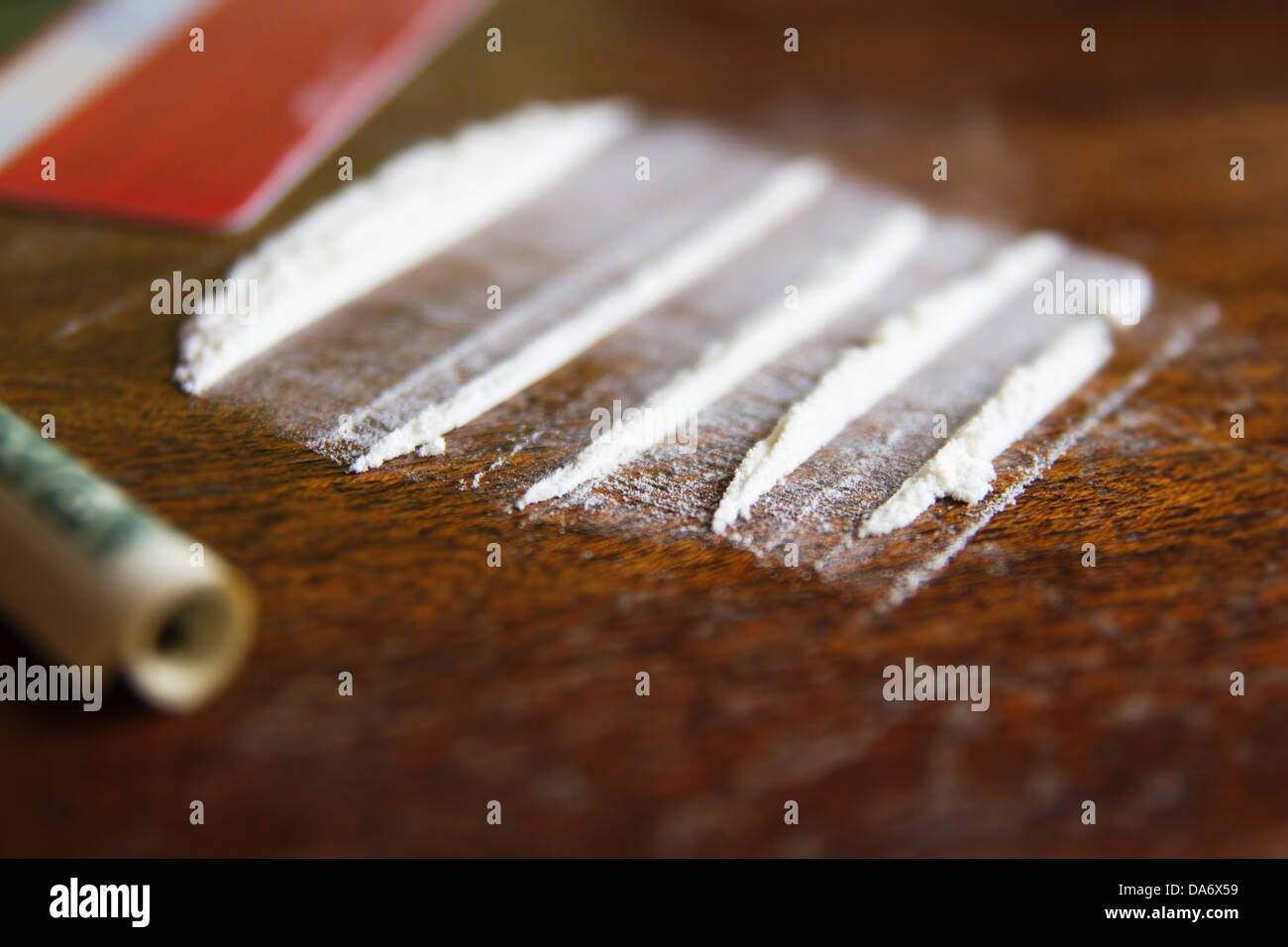 Drugs abuse is a social problem nowadays. Do not take drugs. - Stock Image