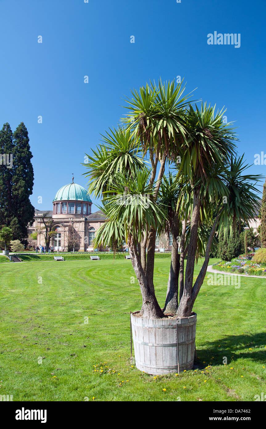 The Botanischer Garten Karlsruhe Is A Municipal Botanical Garden