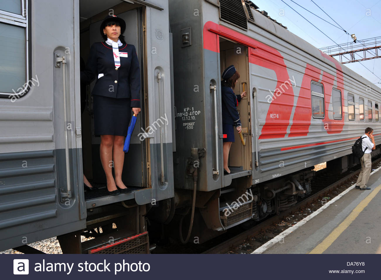 Russian Railways Email