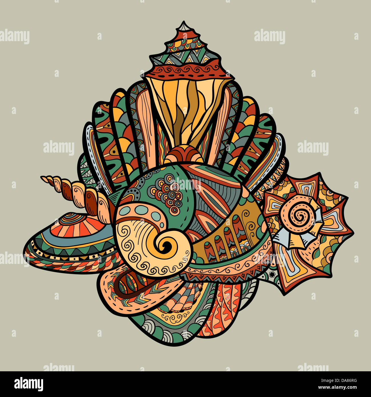 Vector Patterns Can Be Used As Wallpaper Or Greeting Card Site