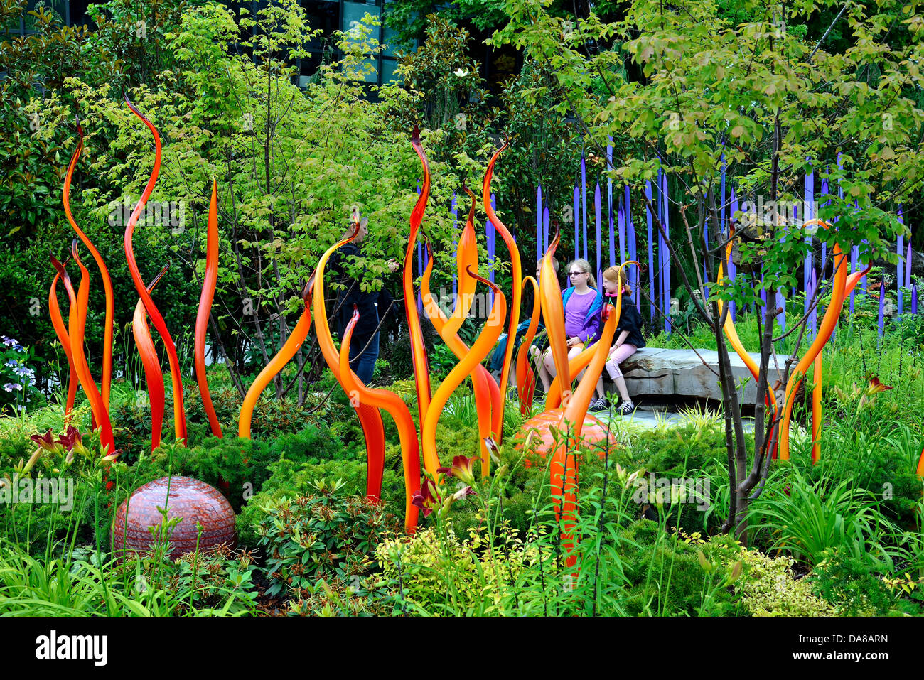 Chihuly Art For Kids