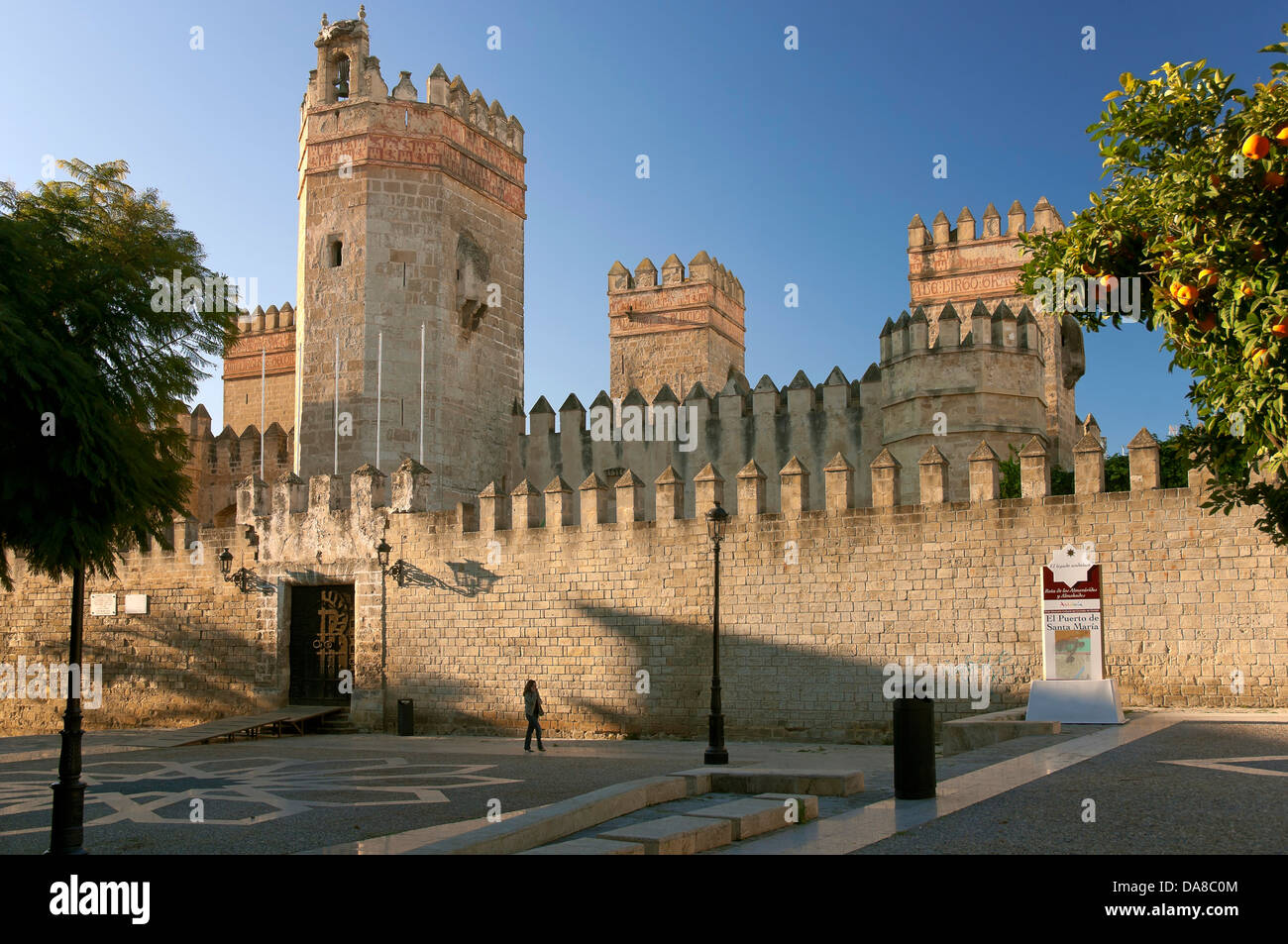 San marcos castle 14th century el puerto de santa maria stock photo 57962708 alamy - Idental puerto santa maria ...
