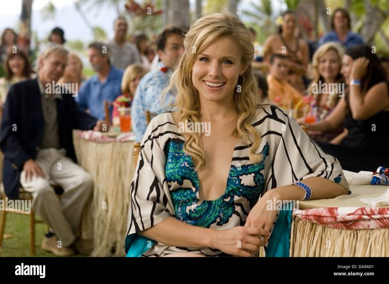 FORGETTING SARAH MARSHALL 2011 Universal Pictures film with Kristen Bell - Stock Image