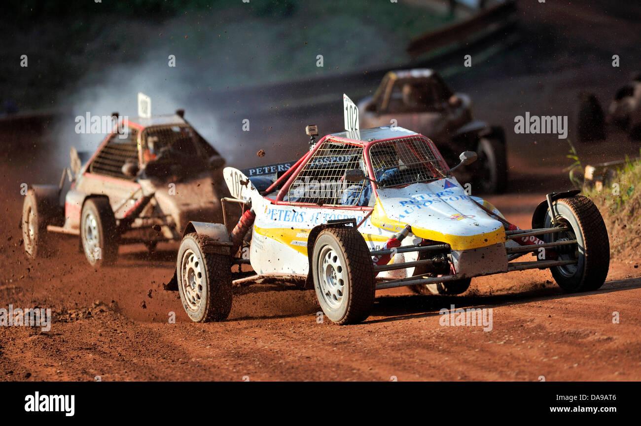 Autocross Stock Photos Autocross Stock Images Alamy