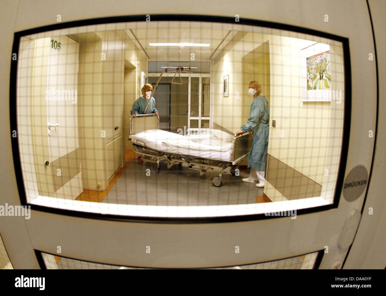 Temple University Hospital File Room