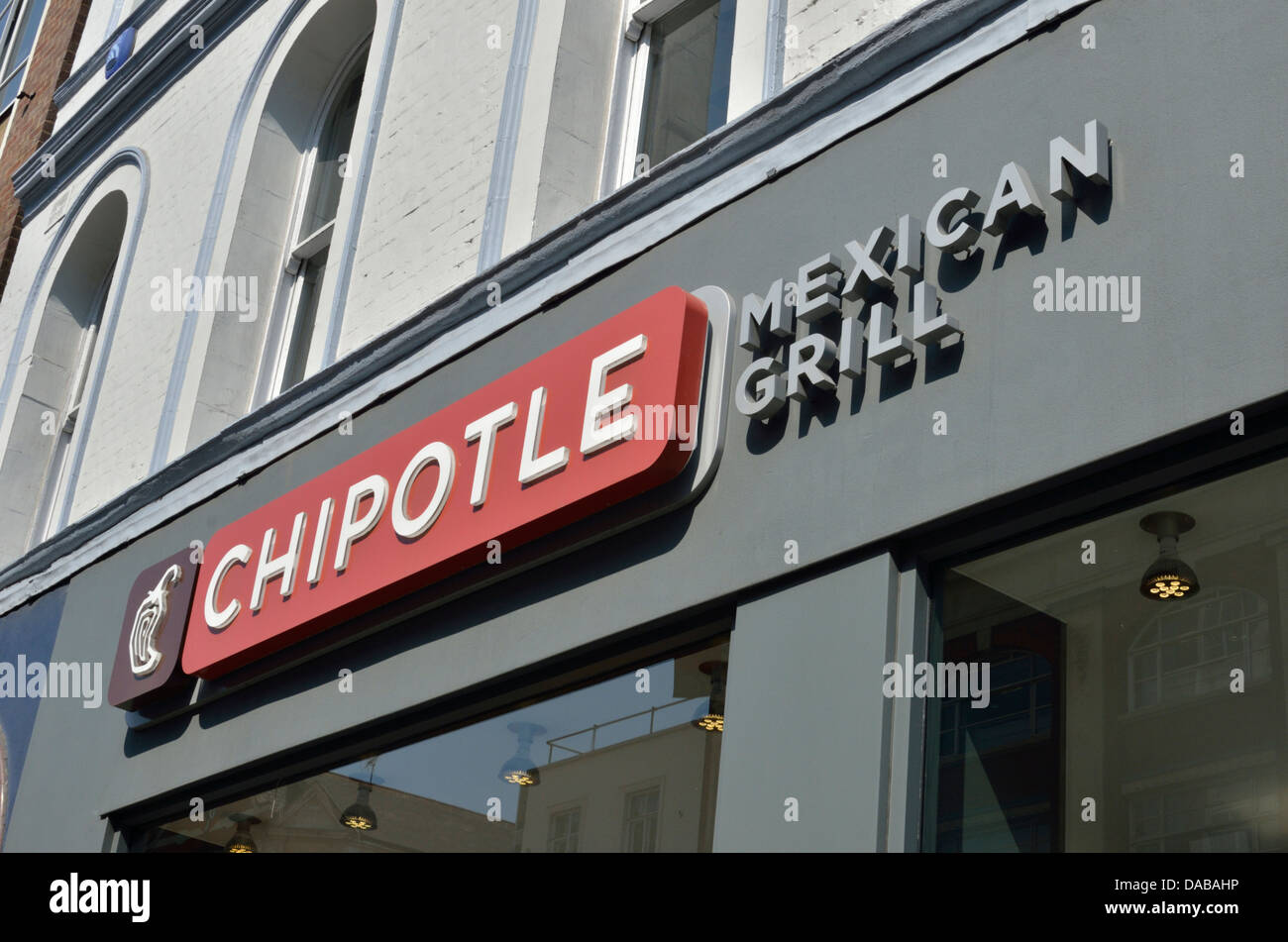 Chipotle Mexican Grill Restaurant Stock Photos Chipotle Mexican