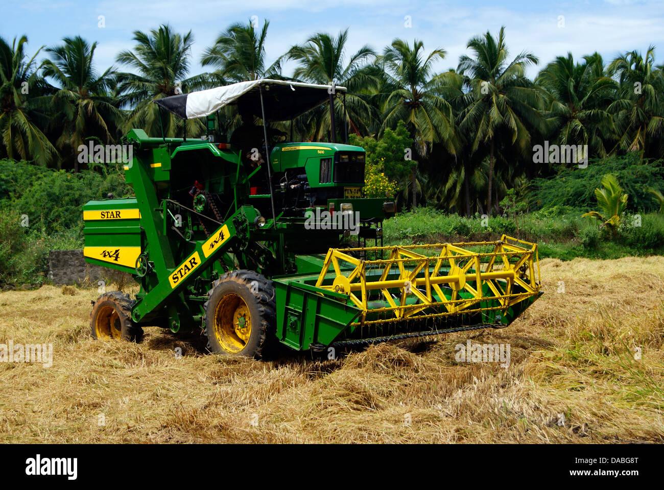 Tamil Nadu Farmers Stock Photos & Tamil Nadu Farmers Stock