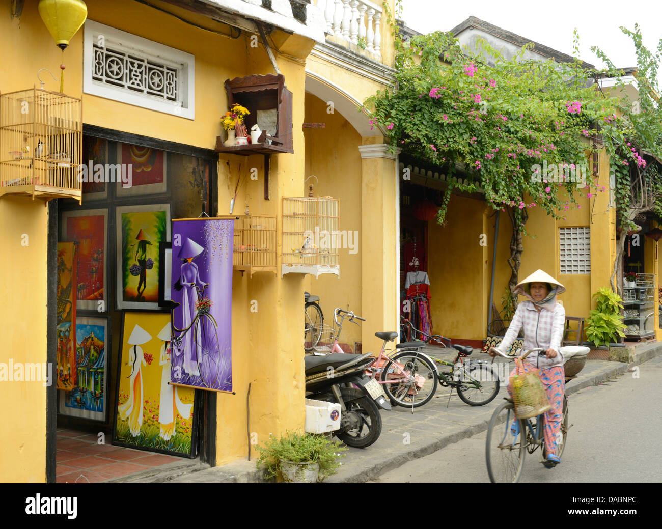 Hoi An, Vietnam, Indochina, Southeast Asia, Asia Stock Photo