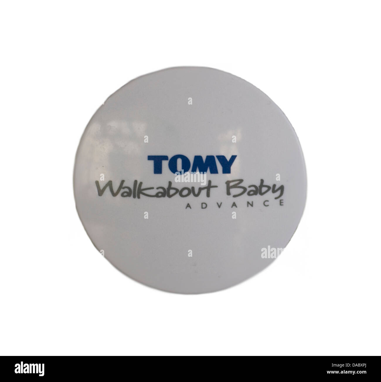 Tomy Walkabout Baby Advance Baby Monitor - Stock Image