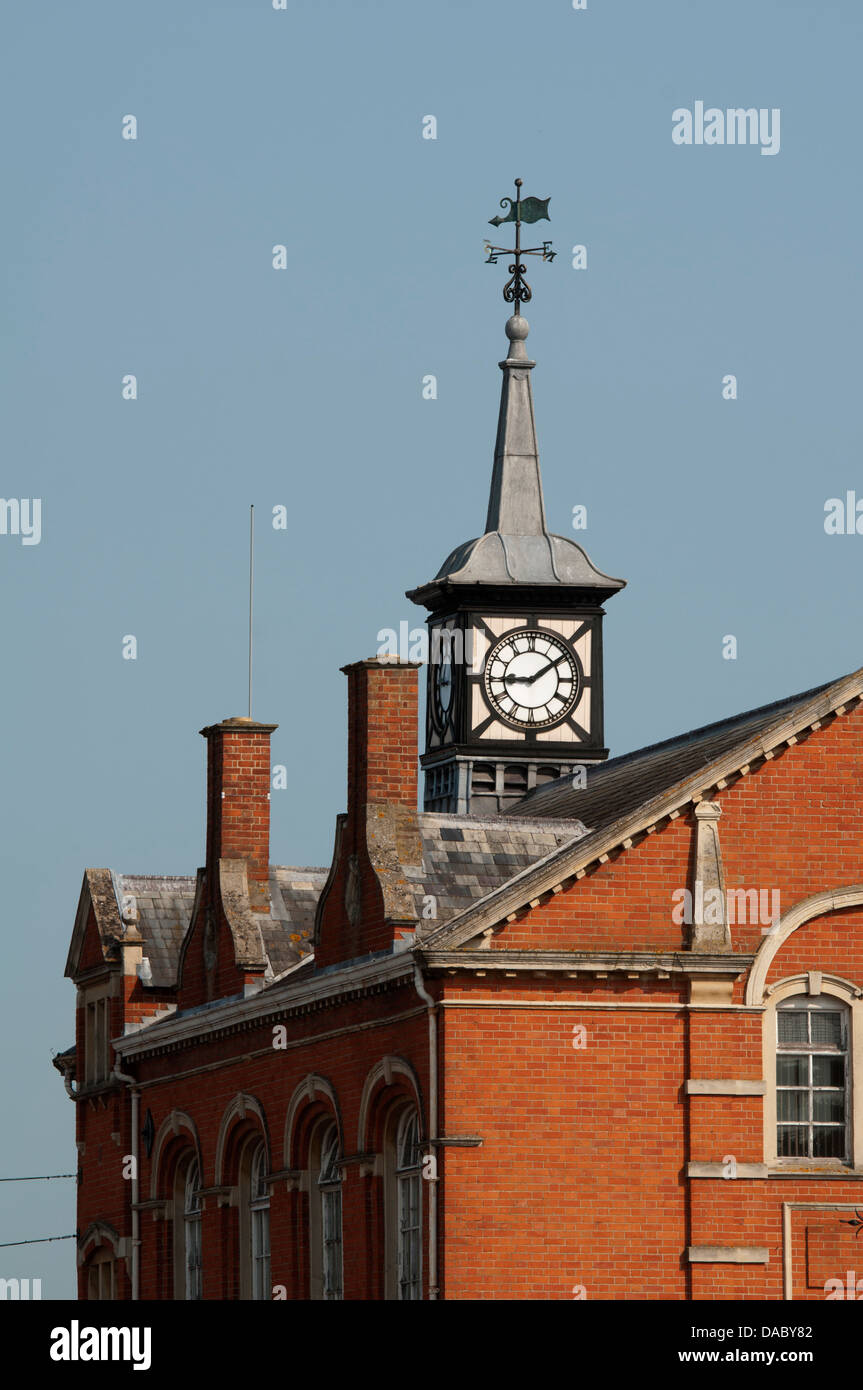 The Town Hall, Thame, Oxfordshire, UK - Stock Image
