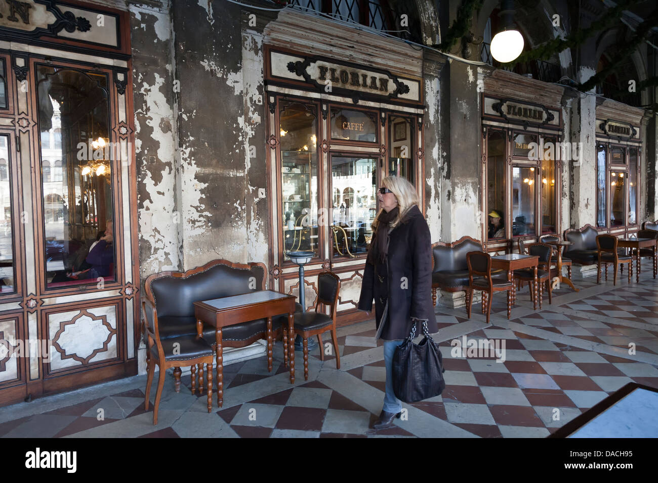 Cafe San Marco Venice