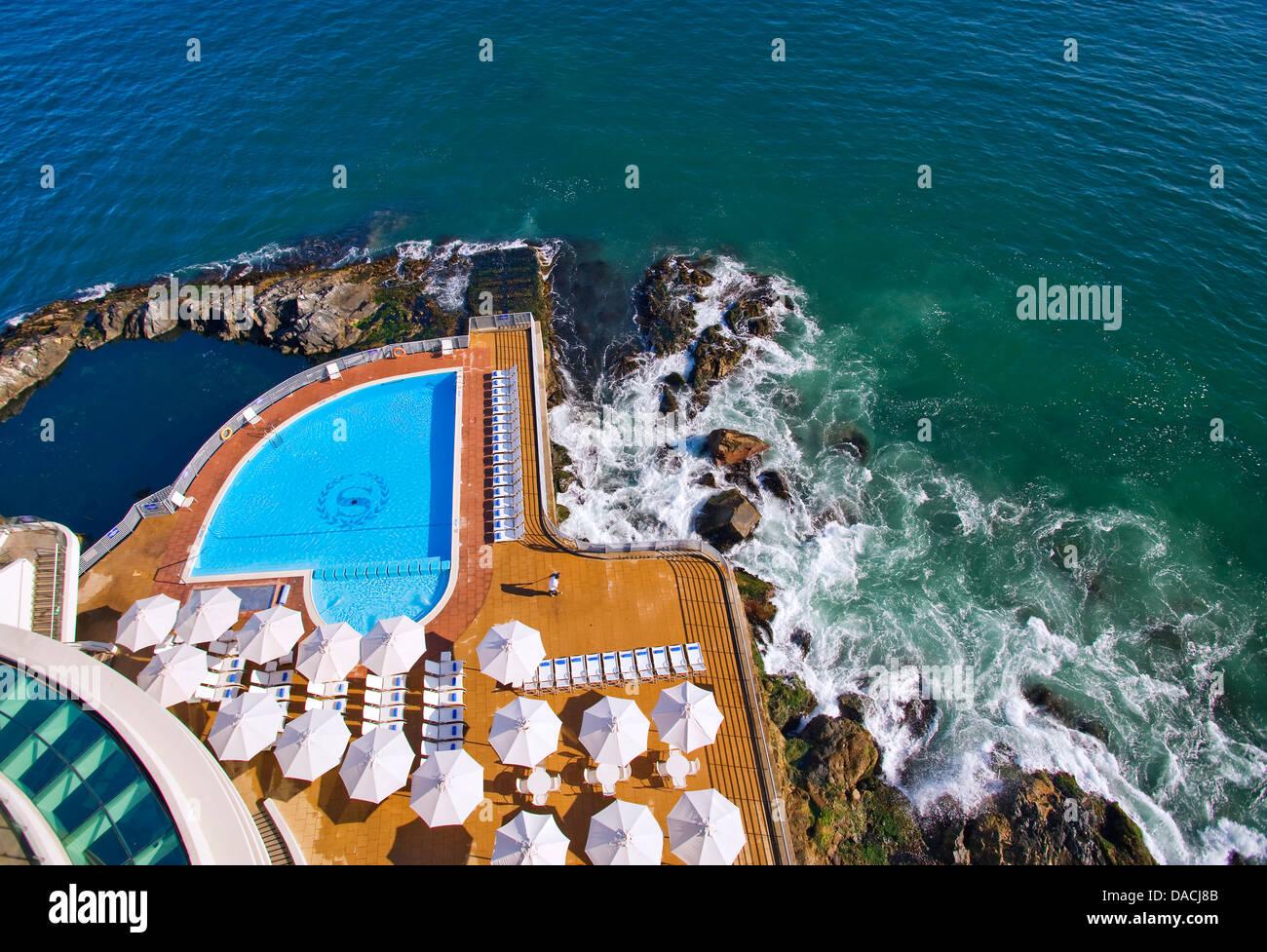Sheraton Miramar, Viña del Mar, Chile - Stock Image