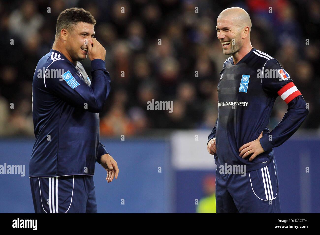 best website 8e5dc 2821d Ronaldo Luis Nazario De Lima Stock Photos & Ronaldo Luis ...