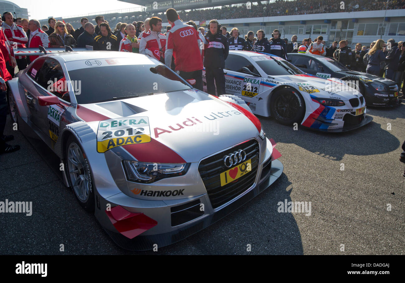 Next Year S German Touring Car Masters Race Cars Are Presented At The Stock Photo Alamy