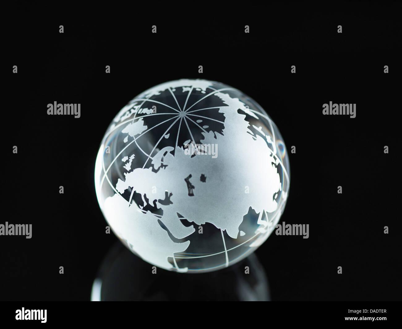 Far East Asia Globe Map Stock Photos & Far East Asia Globe Map Stock ...