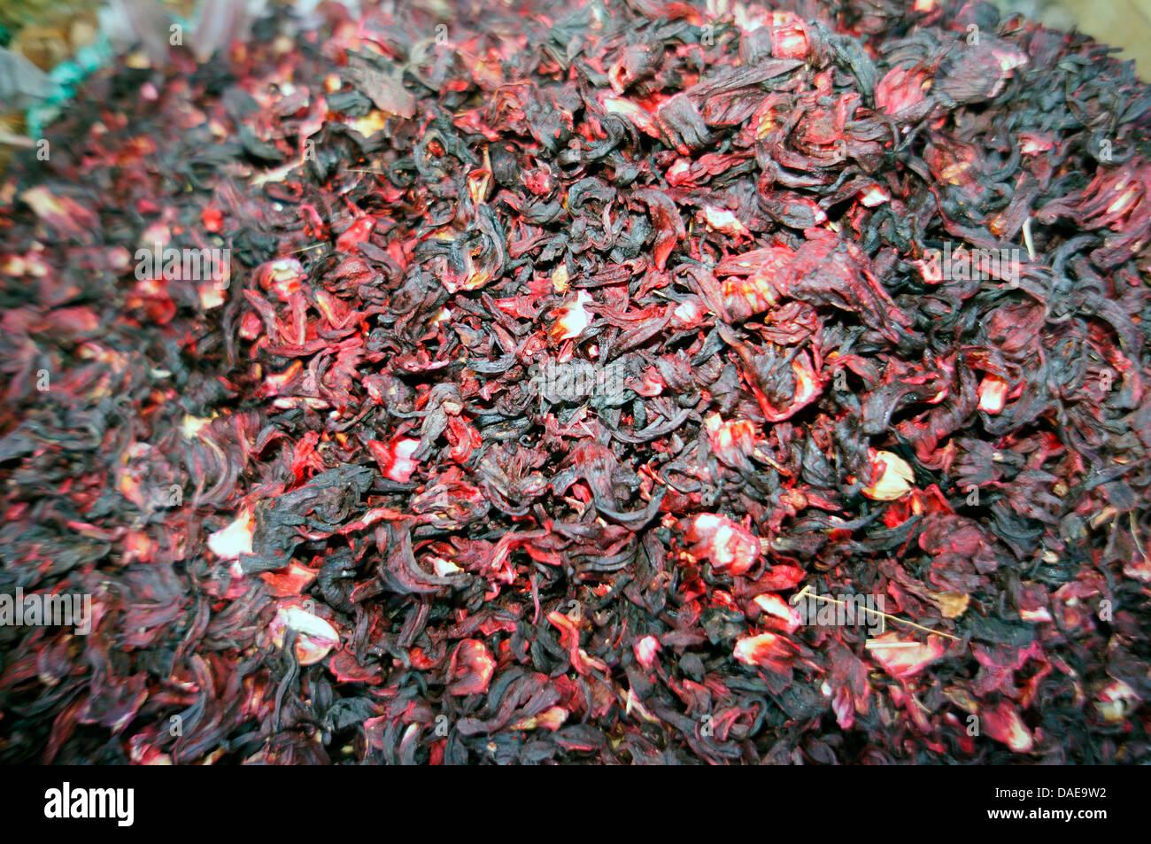 roselle tea how to make