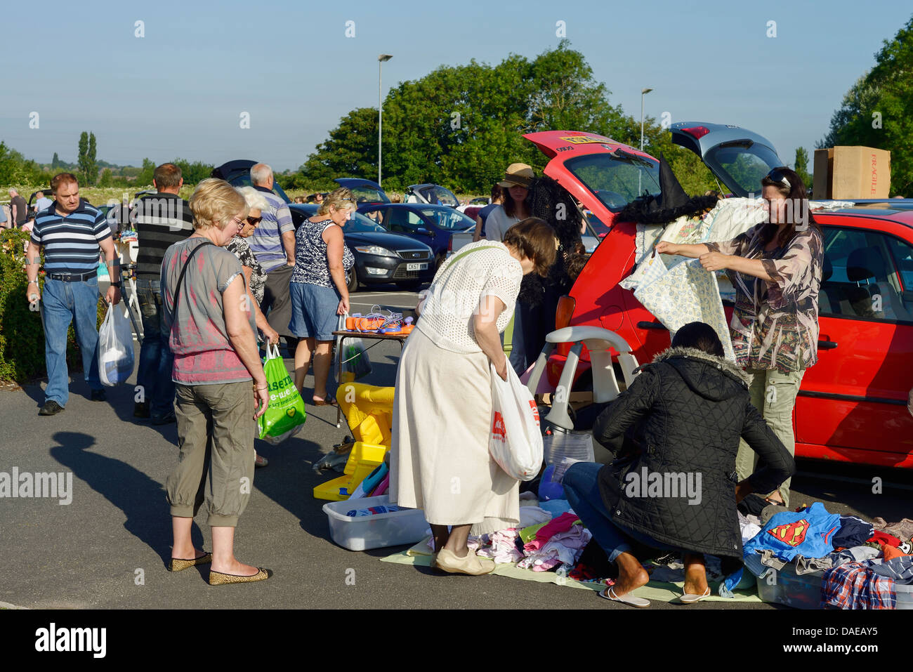 Countess Of Chester Car Boot