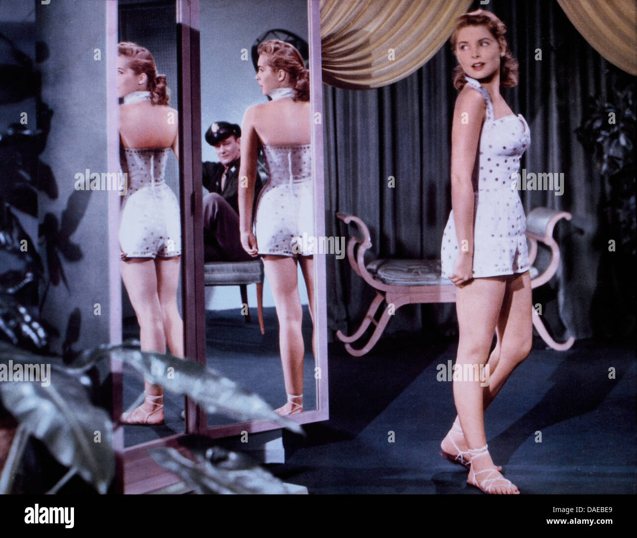 Actress Janet Leigh Stock Photos & Actress Janet Leigh