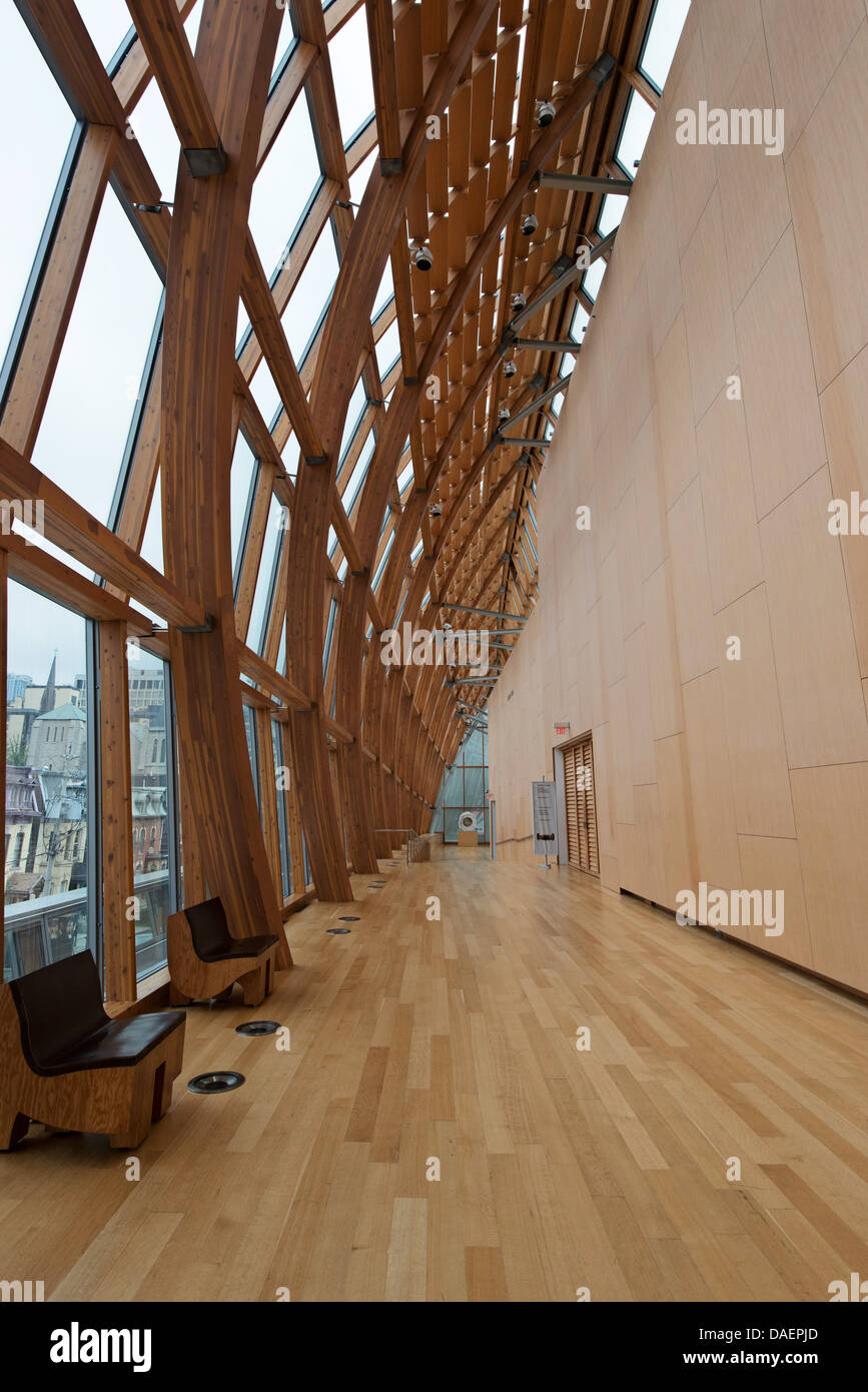 Art Gallery of Ontario,  Dundas St W, Toronto, Ontario, Canada - Stock Image