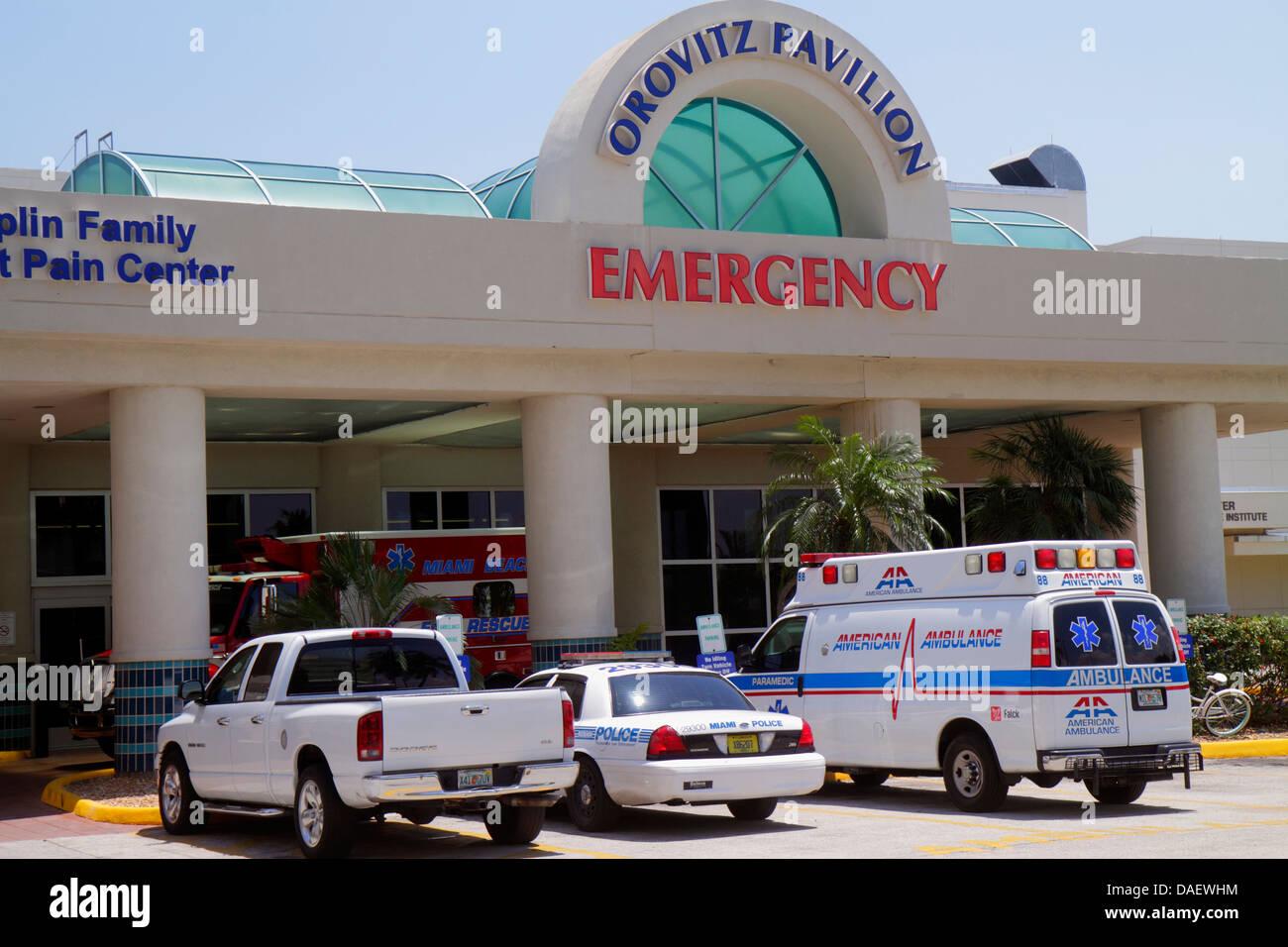 Miami Beach Florida Mount Sinai Medical Center centre