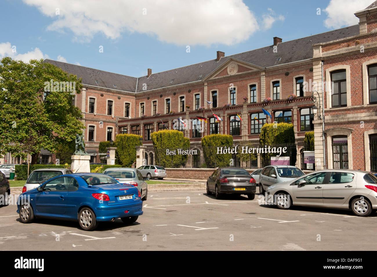 Hotel Hermitage Montreuil Sur Mer