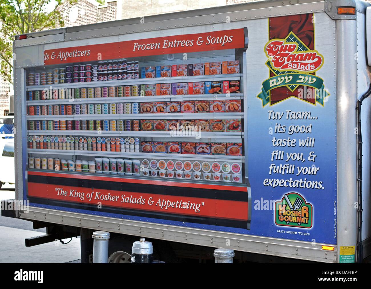 Kosher Food Truck New York City