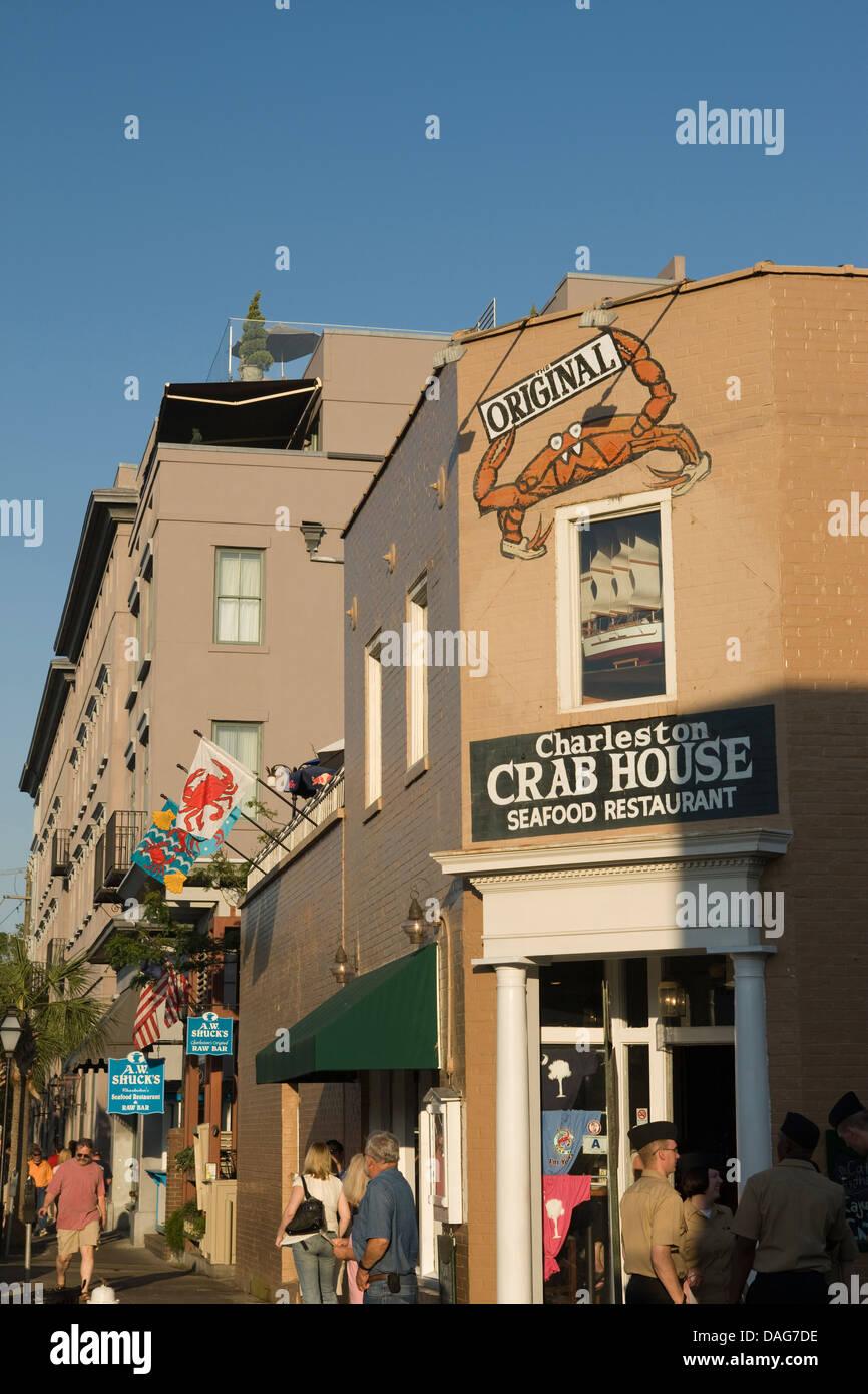 Restaurants South Market Street Charleston South Carolina