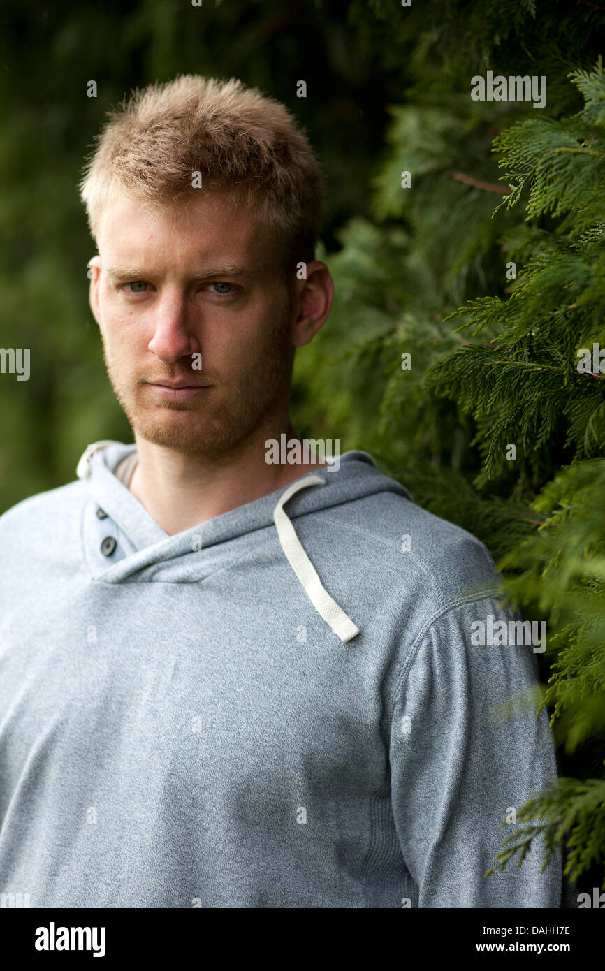 SPORT Bolton Wanderers and USA player Tim Ream pictured at Bolton's training ground in Euxton - Stock Image