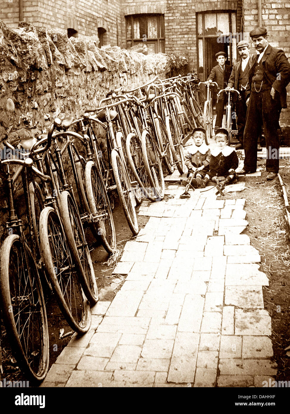 1900s Bicycle High Resolution Stock Photography And Images Alamy