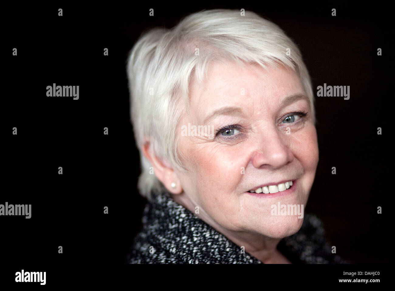 CEO of Camelot Dianne Thompson - Stock Image