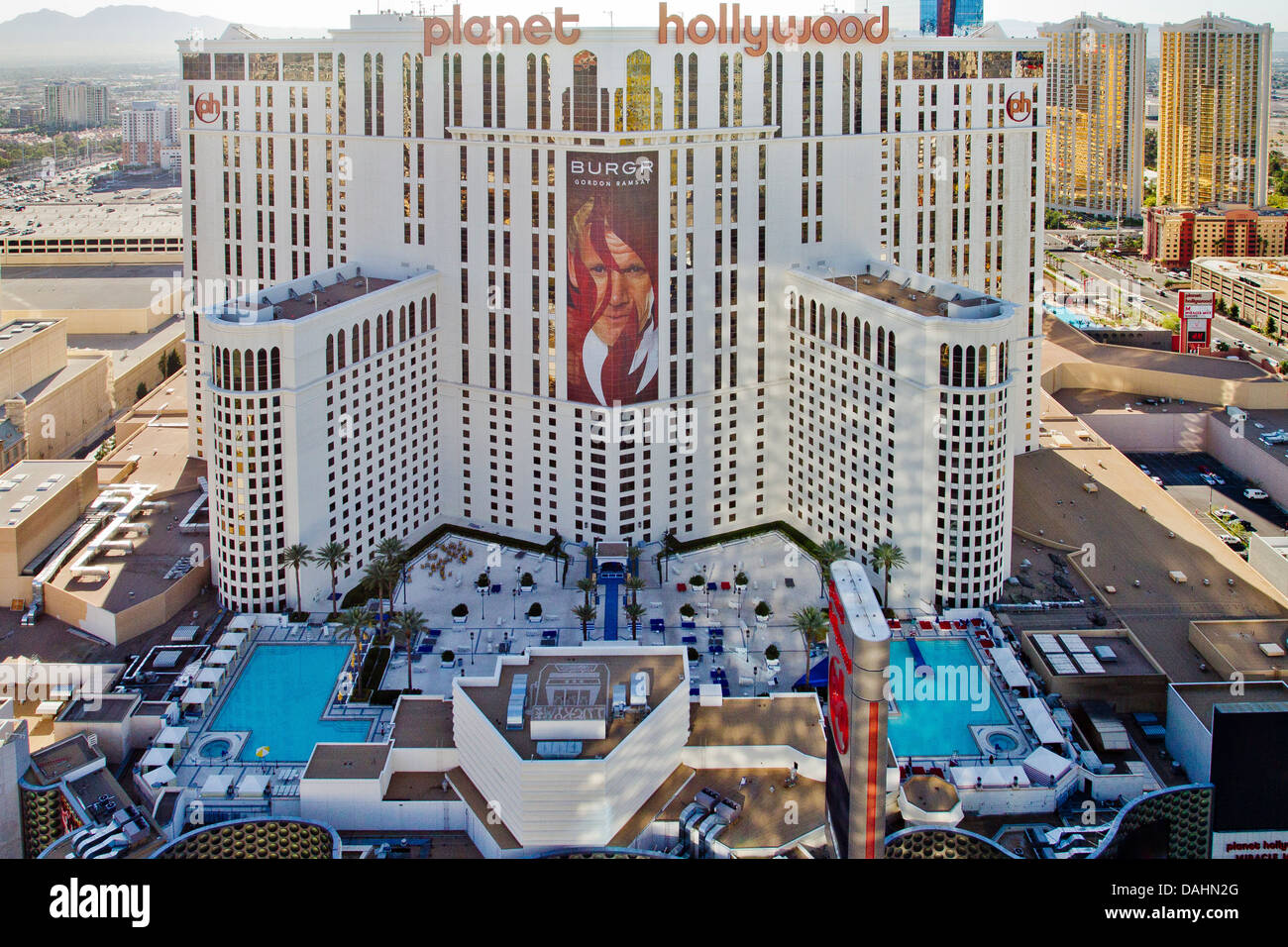 Planet Hollywood Las Vegas Hotel High Resolution Stock Photography And Images Alamy
