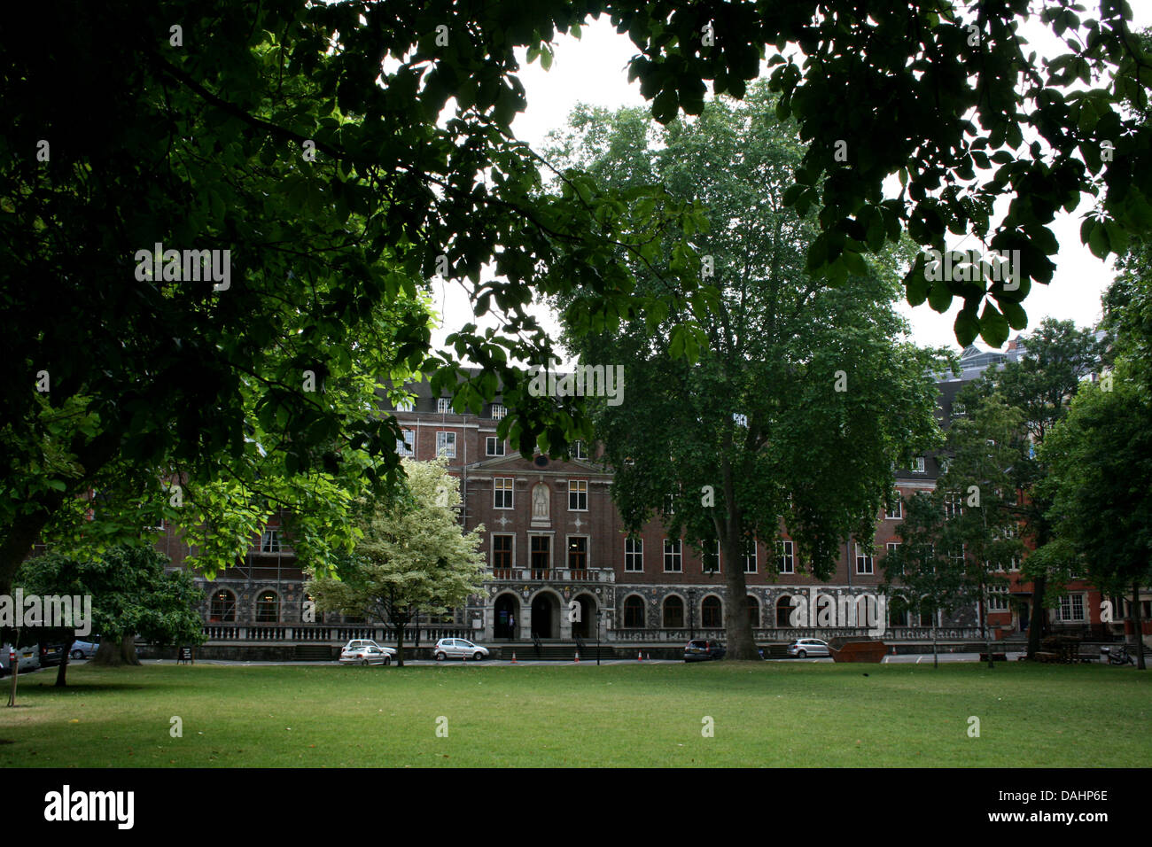 church house in deans yard city of westminster london uk 2013 - Stock Image