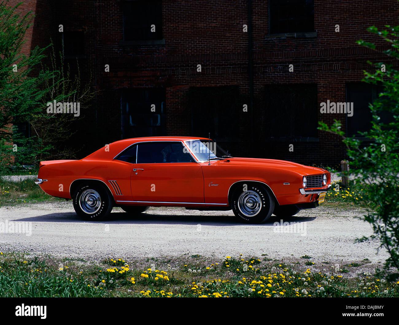 1969 Chevrolet Camaro Copo - Stock Image