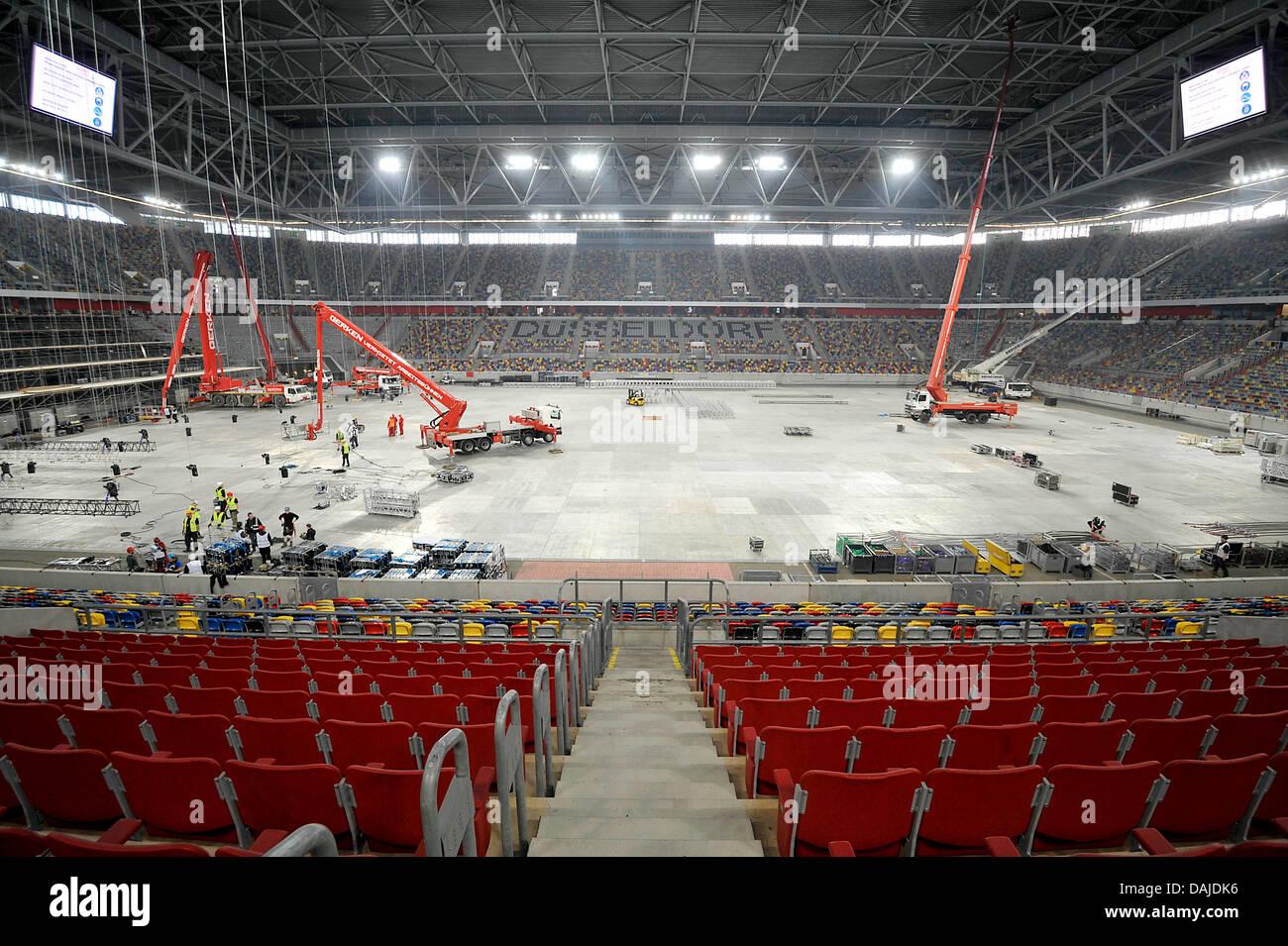 Arena 2011