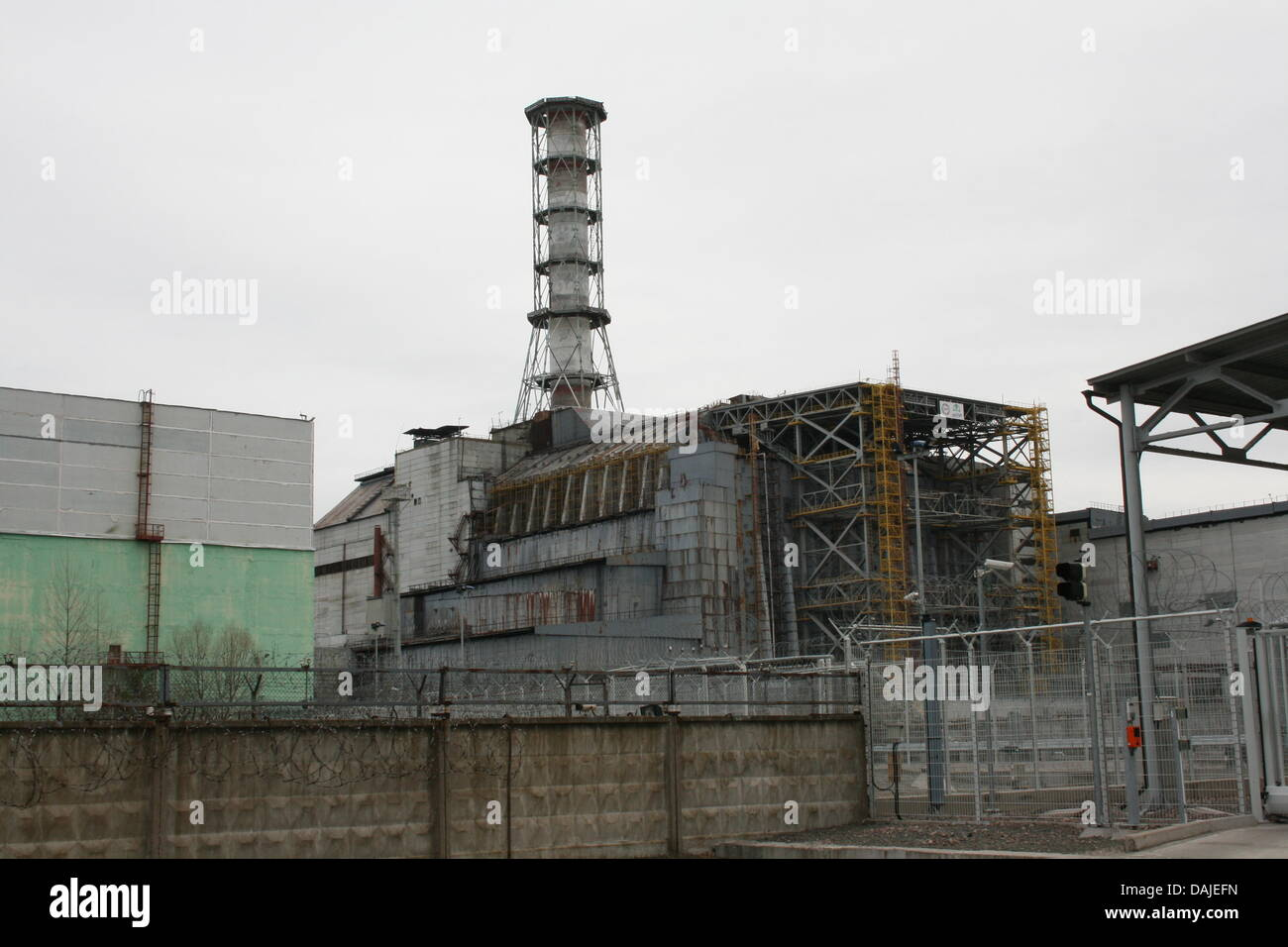 Director chernobyl nuclear power plant stock photos director a view of the destroyed accident reacter 4 at the nuclear power plant in chernobyl freerunsca Images