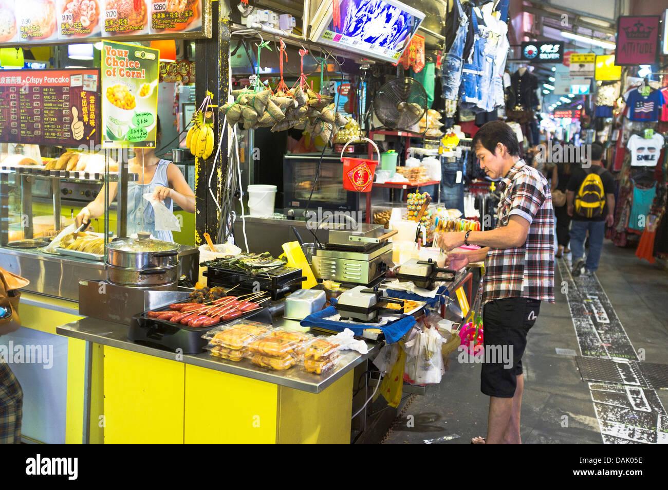 Bugis Market Food