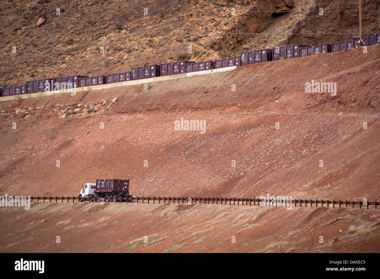 Utah Mines Stock Photos & Utah Mines Stock Images - Alamy
