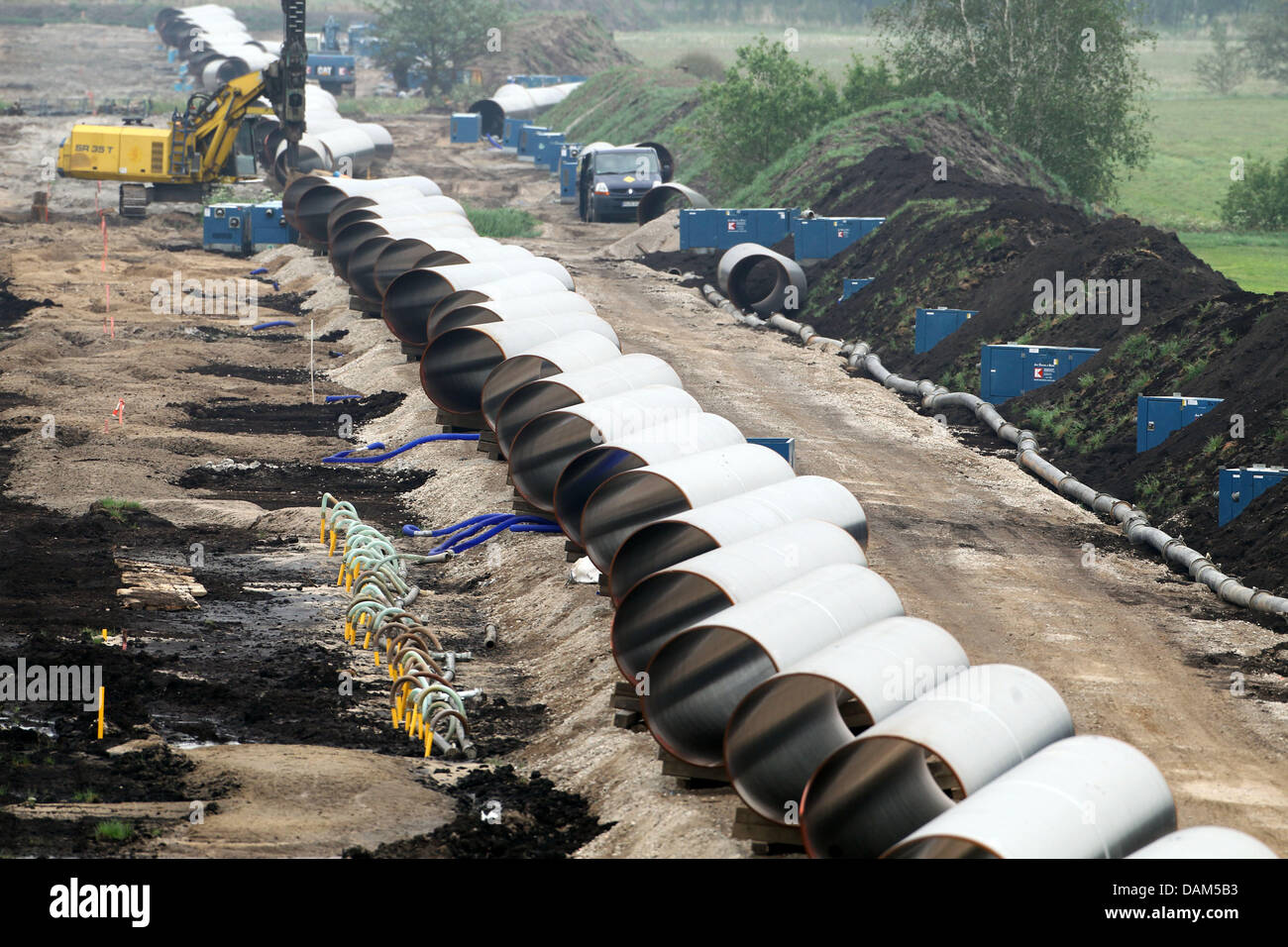 Bentley Natural Gas Pipeline