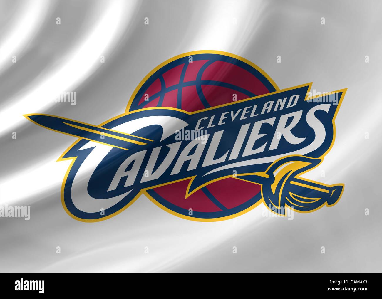 Cleveland Cavaliers Logo Icon Stock Photos Cleveland Cavaliers